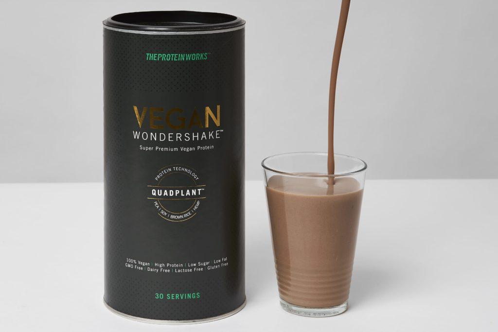 theproteinworks vegan protein shake testbericht