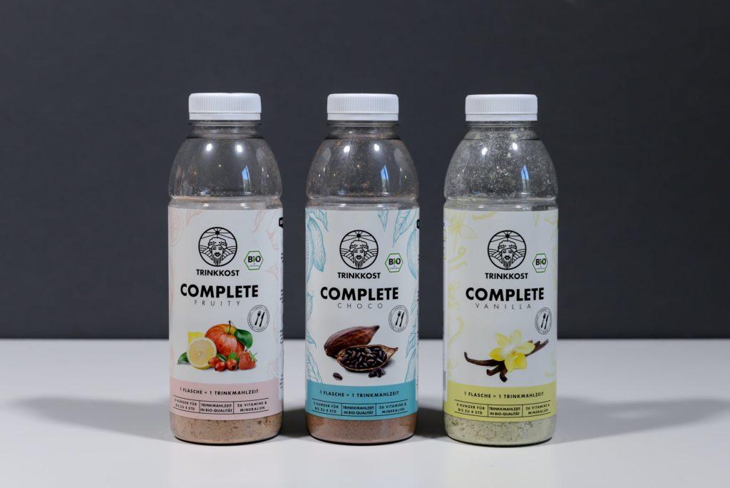 trinkkost complete flaschen test