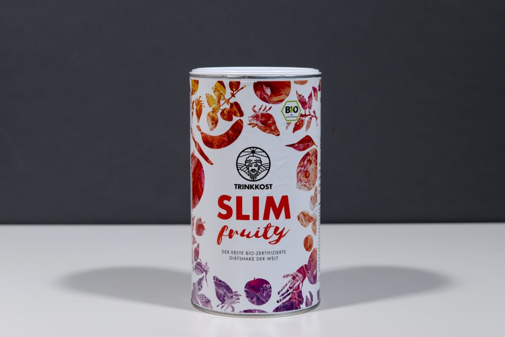 trinkkost slim fruity
