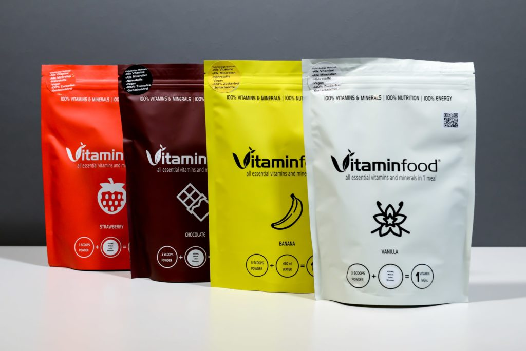 Vitaminfood Pulvernahrung Test