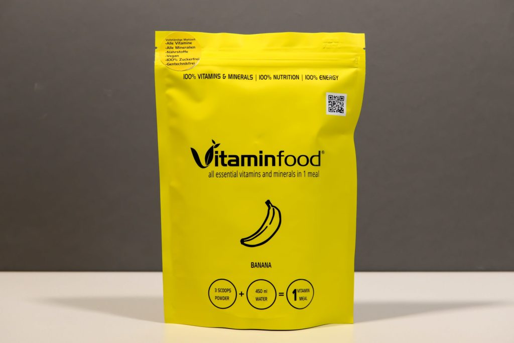 Vitaminfood Shake Banane